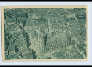 P2V85/ Nürnberg Flug-Postkarte AK ca.1925