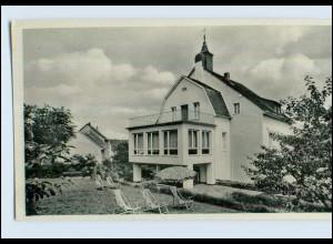 W7H27/ Stadtkyll / Eifel Müttererholungsheim St. Marienhaus AK ca.1955 (b)