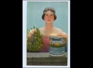 N964/ Biomalz schöne Reklame AK ca.1912