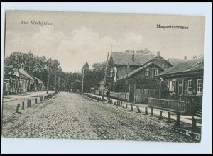 W7S31/ Wolhynien Magazinstr. Ukraine AK 1919 (b)