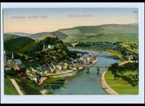 P3D72/ Saarburg Bez. Trier AK ca.1912