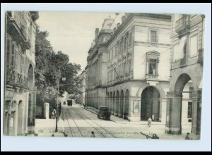 P3D53/ San Sebastian AK Straßenbahn ca.1912