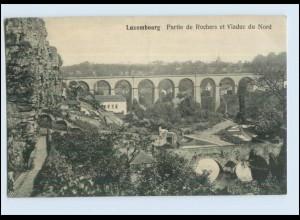 P3D69/ Luxemburg Partie de Rochers AK ca.1910