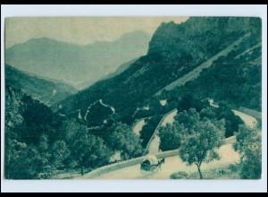 P3D45/ Mallorca Carretera de Soller AK ca. 1925 Spanien