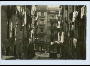 P3D41/ Spanien Ort? Privat Foto AK ca.1930