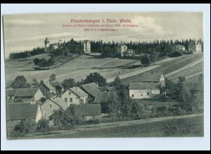 P3E69/ Finsterbergen Thür. AK ca.1910
