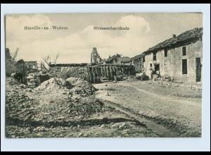 W7U26/ Riaville-en-Woevre Frankreich 1. Weltkrieg AK ca.1915
