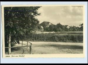 W8D01/ Lehbek b. Langballig Foto AK ca.1935