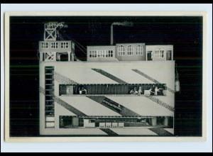 W7W28/ Bergbau - Mechanisches Steinkohlenbergwerk Hersteller: Fr. Diecke AK 1939