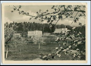 W7Y91/ Erholungsheim Volkertshausen Samariter-Schwestern Foto AK 1951
