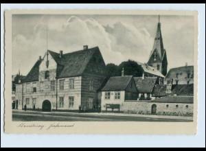 W7Y54/ Flensburg Hafenamt AK ca.1940