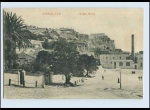 W7X19/ Gibraltar Rosia Road AK ca.1910