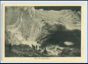 W7X54/ Hamburg-Süd Dampfer Monte Sarmiento Nordlandreisen Norwegen Gletscher