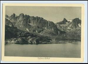 W7X51/ Hamburg-Süd Dampfer Monte Sarmiento Nordlandreisen Norwegen Lofoten