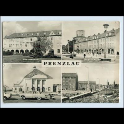 A7098-172./ Prenzlau AK 1974