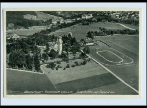 P3L10/ Freudenstadt Luftaufnahme AK Sportplatz ca.1935