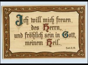 P3K85/ Religion Litho AK 1918