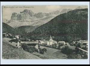 P3M78/ Welschnofen Südtirol Italien AK 1908