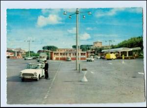 W8G72/ Flensburg Grenze Deutschland - Dänemark Krusau AK ca.1965