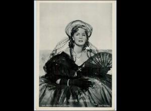 c788/ Greta Garbo Ross Bild 13 x 18 cm ca.1935