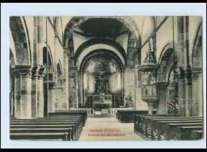 W8H16/ Innichen Pustertal Stiftskirche AK 1907