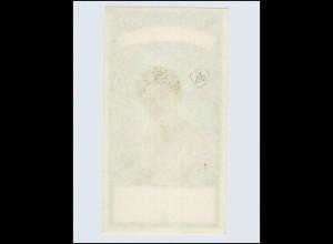 W9N25/ Tee Etikette Litho ca.1930 Inderin