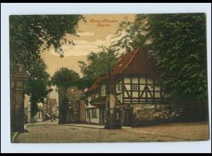 A8771-3510/ Hann Münden Obertor AK 1914