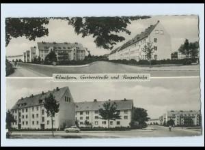 A8761-2200/ Elmshorn Gerberstr. und Reeperbahn AK ca.1960
