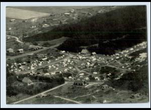 W8Y26/ Blokhus Camping Dänemark Luftaufnahme ca. 1960