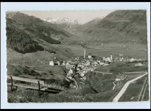 W8Y65/ Andermatt AK 1954 Uri