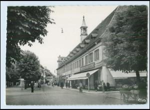 W8Y85/ Montbeliard (Doubs) AK ca.1955
