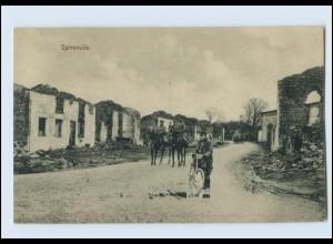 A9643/ Epinonville 1.Weltkrieg AK Frankreich 1914