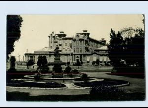 W9A80/ Montevideo Uruguay Parque Hotel Foto AK ca.1930 (b)