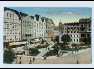 P3Q13/ Lemberg Halicki-Platz Ukraine AK 1915