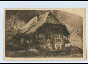 P3V40/ J. Elchlepp AK No. 3 Das Schwarzwaldhaus ca.1912
