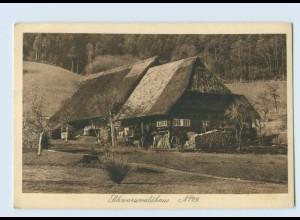 P3X94/ Schwarzwaldhaus No. 29 Verlag: Elchlepp AK ca.1912