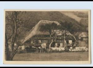 P3V48/ J. Elchlepp AK No. 10 Das Schwarzwaldhaus ca.1912