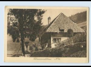 P3X97/ Schwarzwaldhaus No. 24 Verlag: Elchlepp AK ca.1912