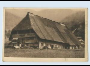 P3V41/ J. Elchlepp AK No. 30 Das Schwarzwaldhaus ca.1912
