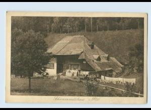 P3X93/ Schwarzwaldhaus No. 30 Verlag: Elchlepp AK ca.1912
