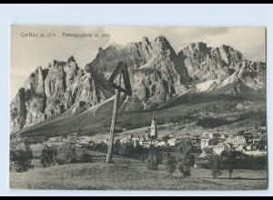 P3U66/ Cortina - Pomagagnon Tirol Italien AK ca.1912