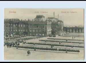 P3T67-144./ Potsdam Parade im Lustgarten AK ca.1910