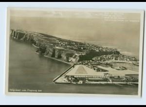P4C04/ Helgoland Foto AK ca.1935