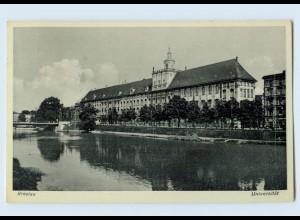 W9E75/ Breslau Universität Schlesien AK 1939