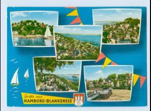 W9F34/ Hamburg Blankenese AK