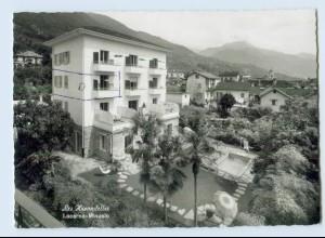 W9F71/ Locarno - Minusio Les Hirondelles AK ca.1965