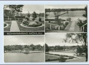 W9F52/ Möhlau Schwimmbad 1980 AK