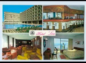 W9F80/ Mallorca C`an Pastilla Hotel Leo AK ca.1975