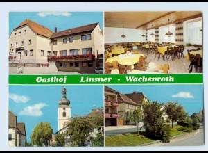 W9F04/ Wachenroth Gasthof Linsner AK