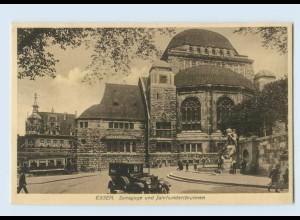 C387/ Essen Synagoge Judaika AK 1926